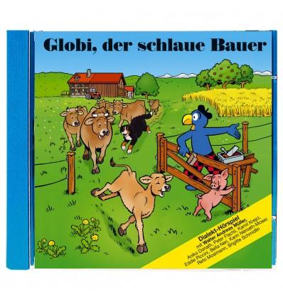 CD Globi der schlaue Bauer