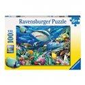 Puzzle Riff der Haie