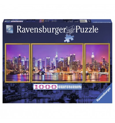 Puzzle New York Tryptychon