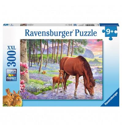 Puzzle Wilde Schönheit