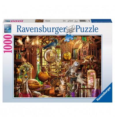 Puzzle Merlins Labor