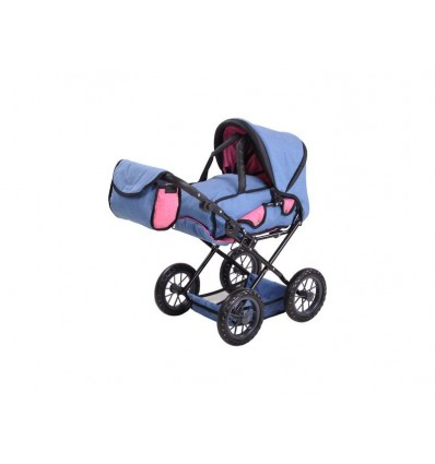 Puppenwagen Ruby jeans blue