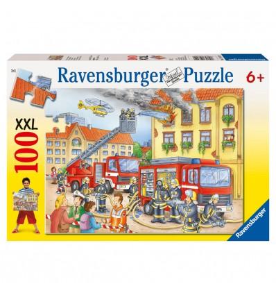 Puzzle Unsere Feuerwehr
