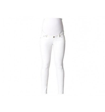 Umstands-Jeans Leah Weiss Gr. 27