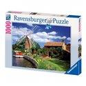 Puzzle Malerische Windmühle