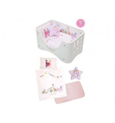 Puppenmöbel Puppenbett Deluxe