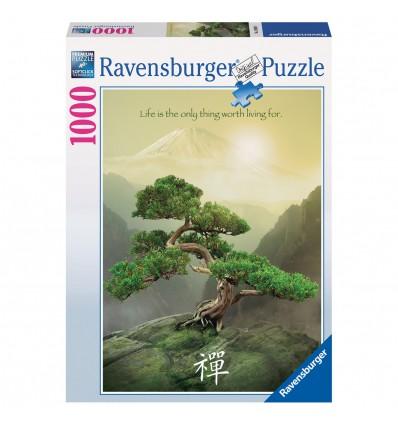 Puzzle Zen Baum