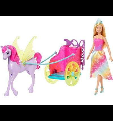 Dreamtopia Prinzessin mit Kutsche