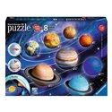 3D Puzzle Planetensystem
