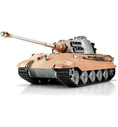 Panzer 1:16 Königstiger Henschelturm BB unlackiert