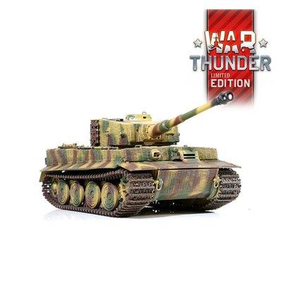 Panzer 1:24 PzKpfw VI IR War Thunder Edition