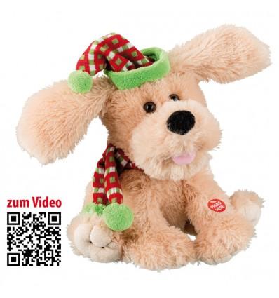 Merry Christmas Hund