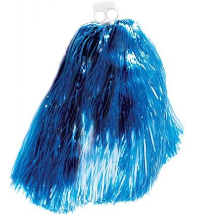 Pompom blau