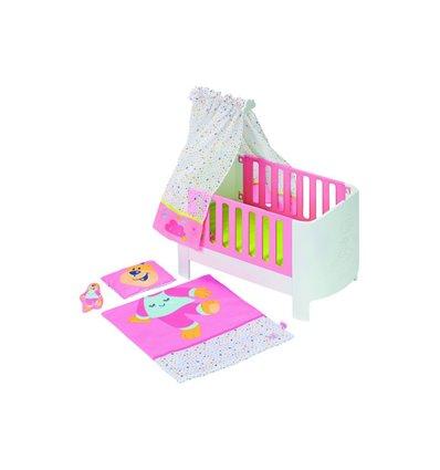 Puppenmöbel Magic Babybett