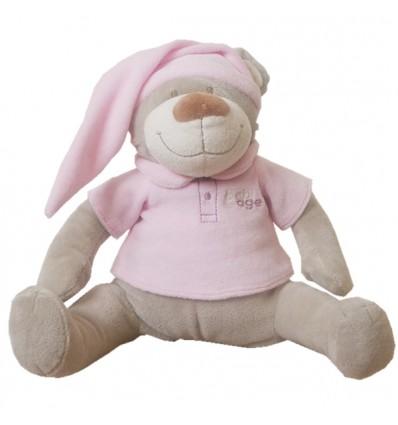 Bär pink 30cm