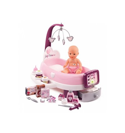 Puppenzubehör Baby Nurse elektronische Pflege-Station