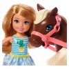 Spielset Chelsea Puppe & Pony