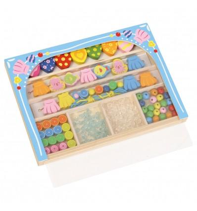 Holzperlen Party Beads