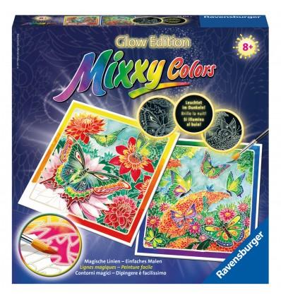 Mixxy Colors Schmetterling