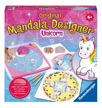 Mandala Midi Unicorn