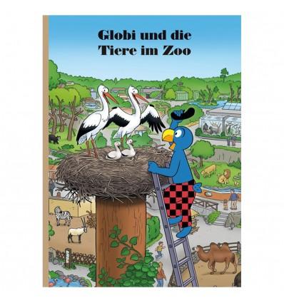 Die Tiere im Zoo