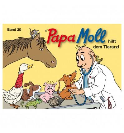 Papa Mollbuch, Band 20