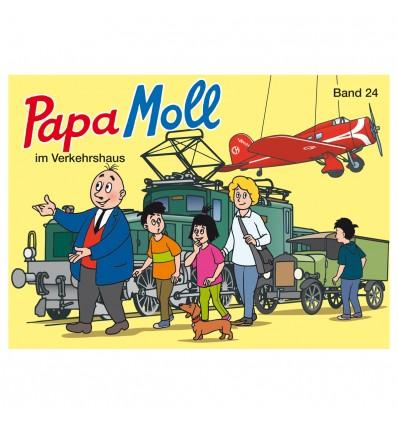 Papa Mollbuch, Band 24