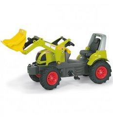 Traktor mit Frontlader gross