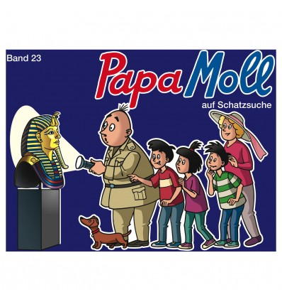 Papa Mollbuch, Band 23