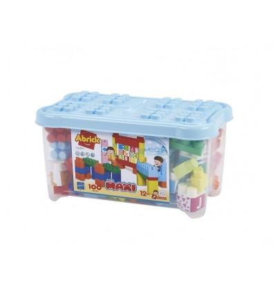 Baukasten Abrick Maxi Box 100