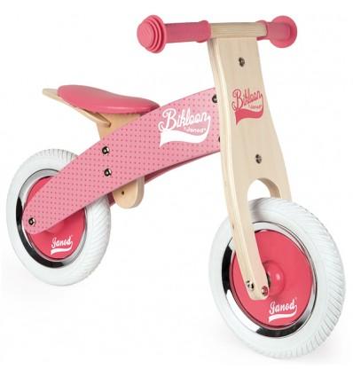 Mein erstes Holzlaufrad