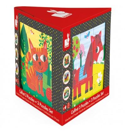 Puzzlekoffer - 3 Puzzle