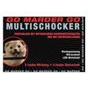 Marder-Stop 12 V Mutischock 3in1