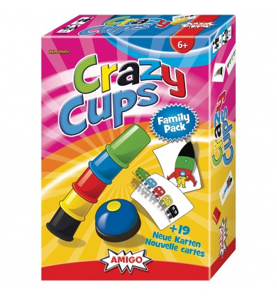 Crazy Cups Family