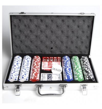 Poker-Set 300