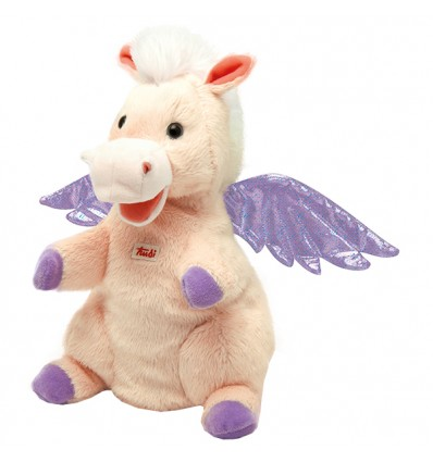 Handpuppe Pegasus