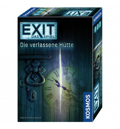 Exit Die verlassene Hütte