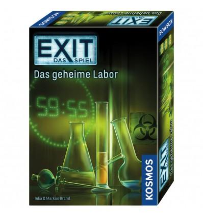 Exit Das geheime Labor
