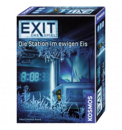 Exit Station im ewigen Eis
