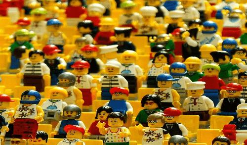 Die Marke Lego